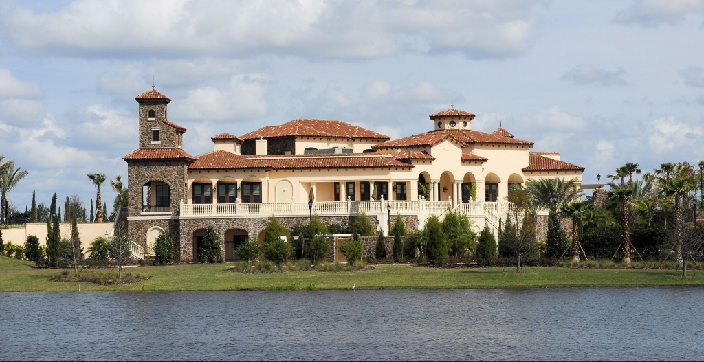 Country Club On Water